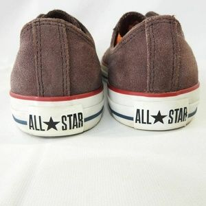 Converse Shoes - Converse All Star Size 9.5 M Brown Sneakers B2A3